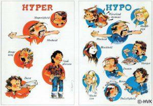 Hypo en Hyper