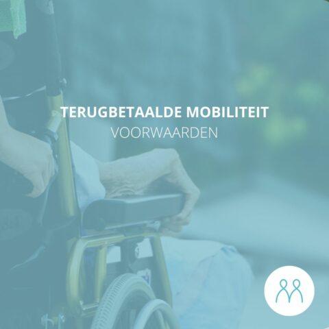terugbetaalde mobiliteit voorwaarden