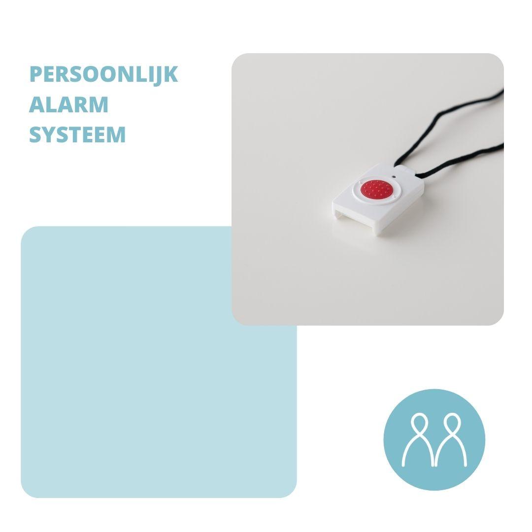 Persoonlijk alarm systeem