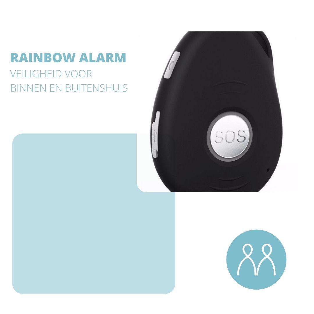 Rainbow alarm